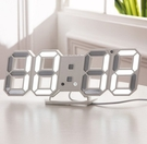簡單時尚LED立體3D數字時鐘 靜音電子...