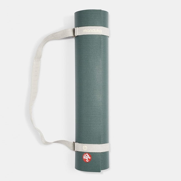 Manduka the Commuter Mat Carrier 快意行瑜珈墊背帶 - Gray Bliss