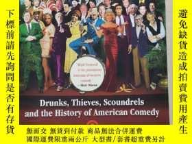 二手書博民逛書店The罕見Comedians: Drunks, Thieves, Scoundrels and the Histo
