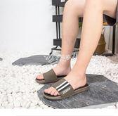男拖鞋 新款涼拖鞋男夏室內防滑情侶外穿家居家用浴室潮洗澡室外 伊芙莎