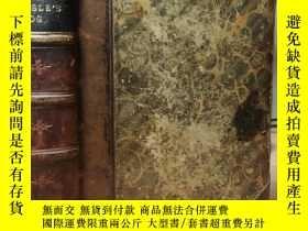 二手書博民逛書店1867年罕見TOM CRINGLE S LOG 半皮裝幀 17
