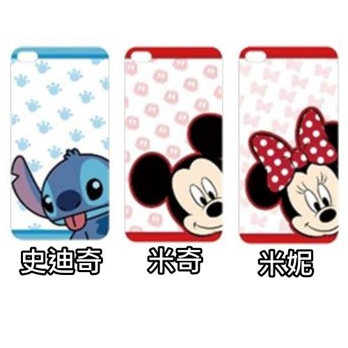 【Disney迪士尼】iPad Mini Retina /iPad Mini 2 大頭系列彩繪透明保護軟套