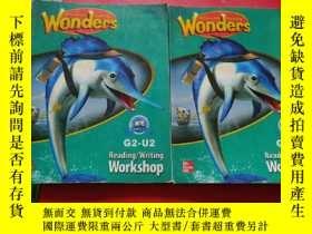 二手書博民逛書店【Mcgraw-Hill罕見Reading Wonders】Reading Wrting Workshop G2-