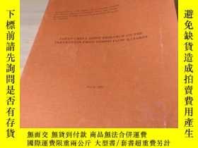 二手書博民逛書店JAPAN-CHINA罕見JOINT RESEARCH ON T
