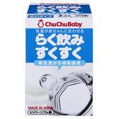 【任三入95折】chu chu啾啾 - 經典仿乳型寬口徑奶嘴 (2入)