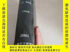 二手書博民逛書店MESS罕見TECHNIK.76.Jahrg.1968(測量技術