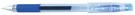 《享亮商城》A-1258 藍色  考試+商務兩倍大容量中性筆   巨倫