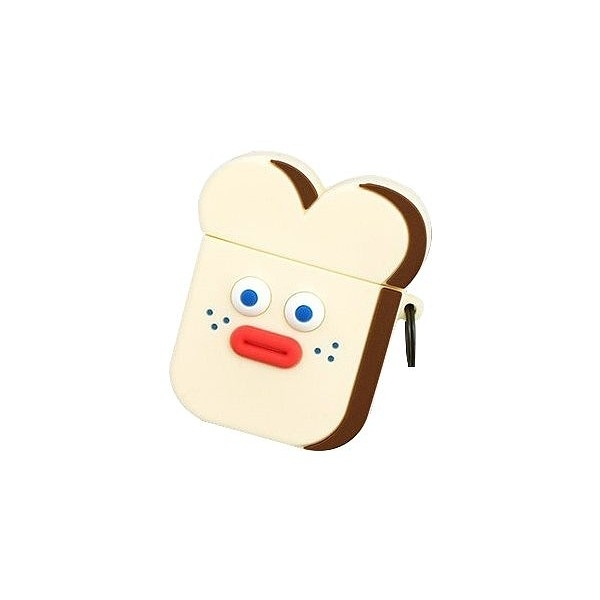 韓國 ROMANE 早午餐兄弟Airpods保護套(1入)牛奶吐司【小三美日】 Brunch Brother