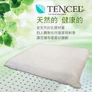 天絲TELCEL【 波浪型乳膠枕】/一入 透氣孔設計 舒適不悶熱 給你最舒適的睡眠品質 洛莉亞