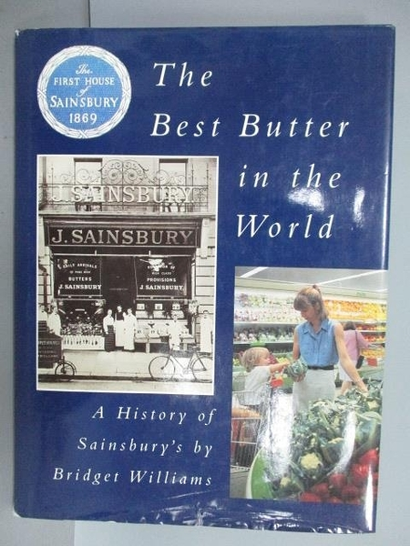 【書寶二手書T3/餐飲_ENS】The Best Butter in the World