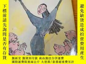 二手書博民逛書店Roald罕見dahl  The Witchers外文原版Y155903 Quentin Blake Puff