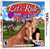3DS Let s Ride: Best of Breed 最佳品種(美版代購)