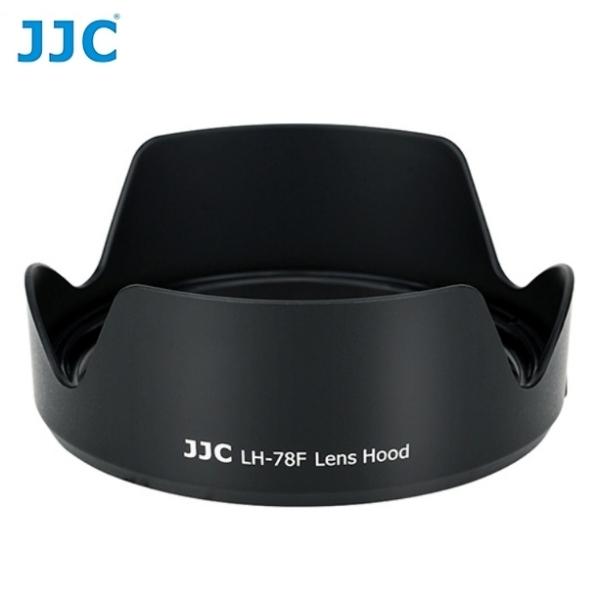 【】JJC 副廠 Canon 遮光罩 EW-78F=LH-78F 適用 RF 24-240mm F4-6.3 IS USM (HO-037)