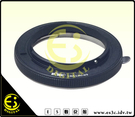 ES數位 KIWIFOTO 專業級 Leica R 鏡頭 轉 4/3 系統 鏡頭 機身鏡頭 轉接環 KW97
