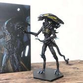 趣評測/異形加勒比海盜手辦杰克船長異形Alien周邊模型玩具擺件 潮流前線