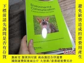 二手書博民逛書店volume罕見6 number 4 environmental