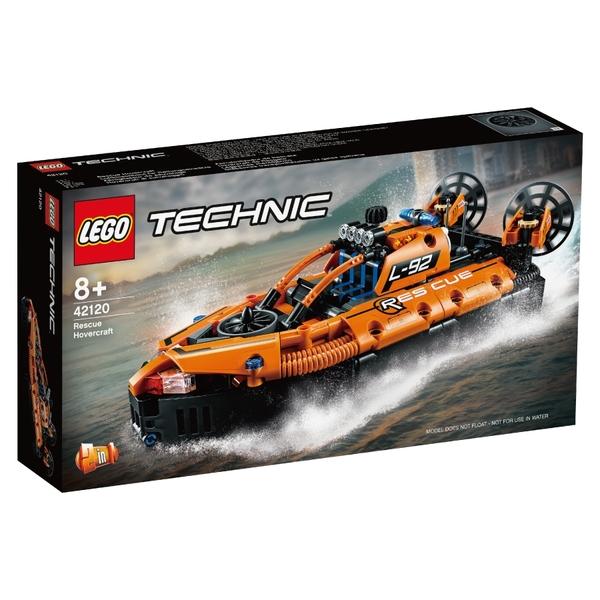 LEGO樂高 42120 救援氣墊船