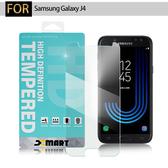 Xmart for Samsung Galaxy J4 薄型 9H 玻璃保護貼-非滿版
