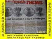 二手書博民逛書店Numismatic罕見News(Vol.39 No.21 Ma