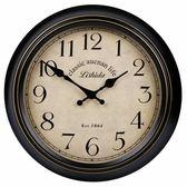 力時達歐式復古靜音掛鐘 客廳簡歐仿古掛錶美式鄉村懷舊北歐時鐘