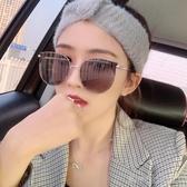 墨鏡新款潮太陽鏡女大臉顯臉小款素顏眼鏡ins 洛小仙女鞋