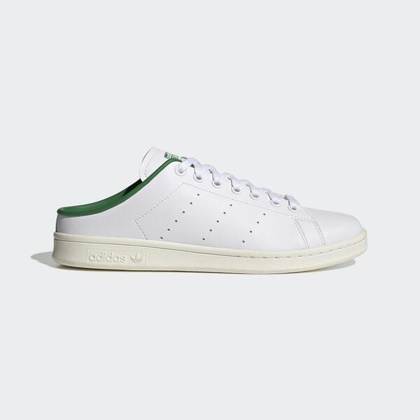 Adidas Stan Smith Mule [FX5849] 男女鞋 運動 休閒 拖鞋 涼鞋 懶人鞋 穆勒鞋 情侶 白