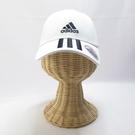ADIDAS BBALL 3S CAP CT 老帽 棒球帽 青少年/成人尺寸 FQ5411 白 後可調【iSport】