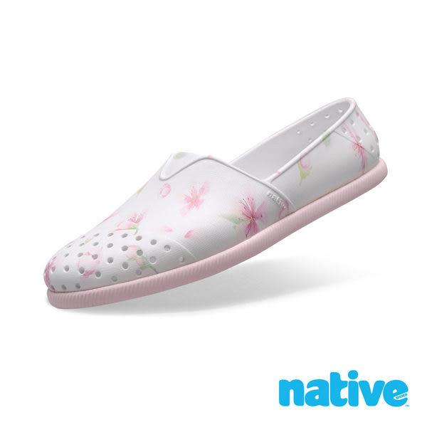 native VERONA 女鞋 休閒晴雨鞋 - 粉櫻雪 8812