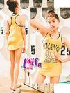 得來福泳衣,C817泳衣黃色亮眼三件式泳衣游泳衣泳裝正品,售價950元