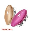 【NEW 新品上市】TESCOM TIB15超音波負離子樁油艷髮梳 負離子 振動按摩梳 梳子 整髮梳 原廠公司貨
