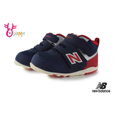 New Balance 574 小童 0-4歲 寶寶運動鞋 高筒護踝學步鞋 寬楦 輕量慢跑鞋 P8412#藍色◆OSOME奧森鞋業