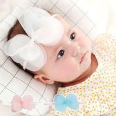 薄紗大花蝴蝶網紗髮帶 兒童髮飾 髮帶