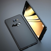 三星c9pro手機殼玻璃鏡面 c7000硅膠全包邊防摔套sm-c9000磨砂硬殼