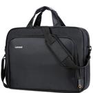 筆電包 蘋果戴爾小米筆記本電腦包14寸15.6寸17寸商務手提單肩防震包【快速出貨八折下殺】