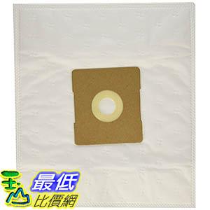 [106美國直購] Crucial Vacuum 3 Bissell Clean Along 48K2 HEPA Style Cloth Vacuum Bags Model 48K2 67E2