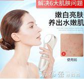 潔面儀家用臉部去導出按摩嫩膚聲波潔面洗臉導入儀 法布蕾輕時尚igo