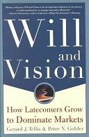 二手書博民逛書店《Will & Vision: How Latecomers Grow to Dominate Markets》 R2Y ISBN:007137549X