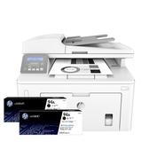 【搭CF294A原廠碳粉匣二支】HP LaserJet Pro MFP M148dw 無線黑白雷射雙面事務機 登錄送禮卷