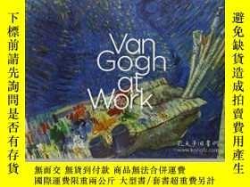 二手書博民逛書店Van罕見Gogh At WorkY256260 Marije Vellekoop Yale Universi