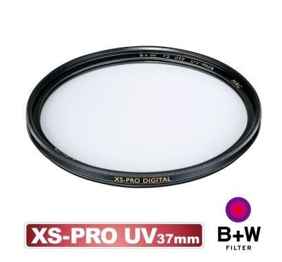 【聖影數位】B+W XS-PRO 010 UV 37mm MRC Nano 超薄奈米鍍膜保護鏡 公司貨 德國製