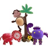 超輕粘土36色套裝太空泥黏土兒童玩具 3-6周歲輕泥生日禮物