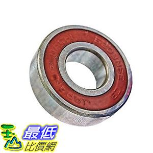 [106美國直購] 6203-2NSE Nachi Bearing 17x40x12 Sealed C3 Japan Ball Bearings