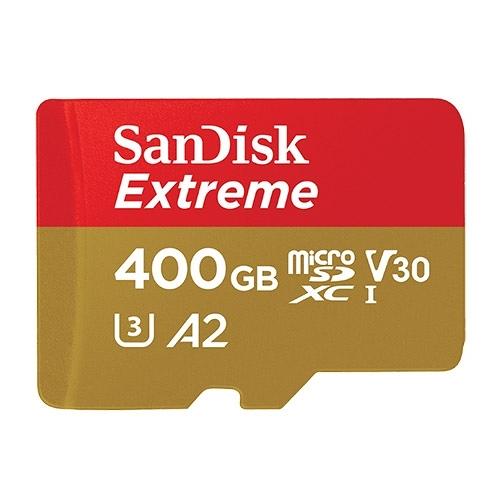 Sandisk Extreme microSDXC 記憶卡-400GB【愛買】