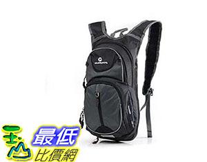 [美國直購] 運動背包 Waterproof Outdoor Sports Backpack Shoulder Belt Bag For Biking Cycling 20L (Black) B00EDGFODK
