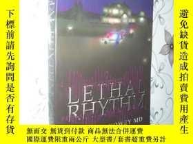 二手書博民逛書店Lethal罕見Rhythm by Peter Kowey an