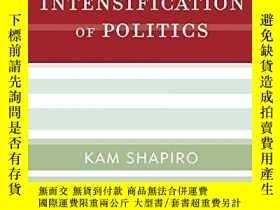 二手書博民逛書店Carl罕見Schmitt And The Intensification Of PoliticsY25626