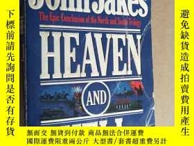 二手書博民逛書店Heaven罕見and HellY85718 John Jake