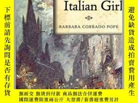 二手書博民逛書店The罕見Missing Italian GirlY410016 Barbara Corrado P... P
