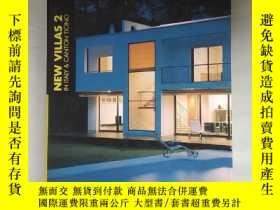 二手書博民逛書店NEW罕見VILLAS 2 IN ITALY& CANTON TICINOY20331 出版2000