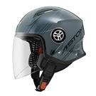 【東門城】ASTONE MJS AS9 (簡單灰/鐵灰) 3/4 半罩式安全帽
